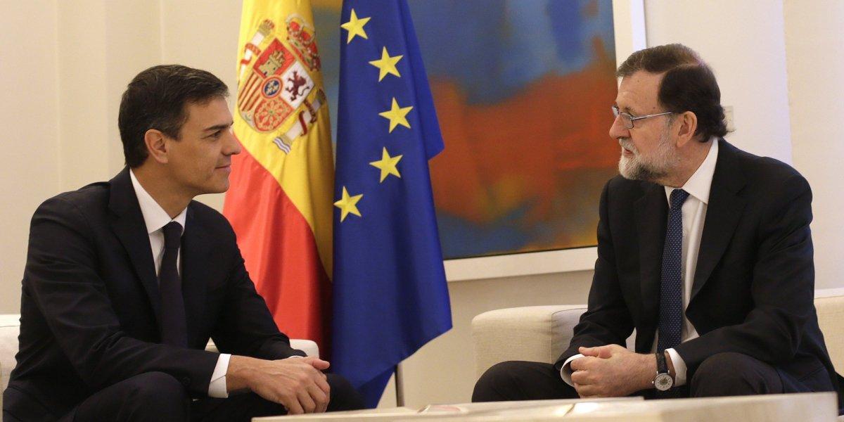Consenso entre Rajoy, Sánchez, Iglesias, y Rivera: todos quieren La Moncloa
