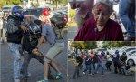 Represión del régimen de Ortega