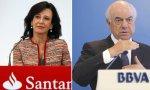 Ana Botín (Santander) superó la década de crisis mejor que FG (BBVA)