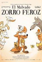 Cartel de la película 'El malvado zorro feroz'