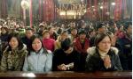 China sigue oprimiendo a los católicos chinos.