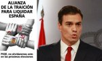 España pasa del frentepopulismo al guerracivilismo, gracias a la alianza para liquidarla que lidera Sánchez