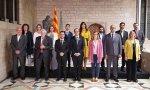 Los 13 consellers tomaron posesión de su cargo el pasado sábado.