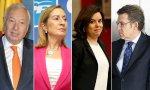 Sucesión de Rajoy. El tándem Pastor-Margallo frente a Sáenz de Santamaría y Feijóo