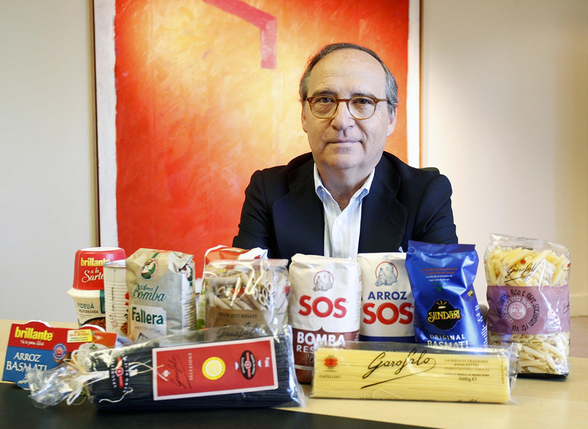 Antonio Hernández Callejas es presidente ejecutivo de Ebro Foods desde 2005 y su familia controla el 15,922% del capital