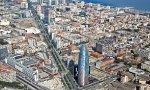 La famosa Diagonal de Barcelona