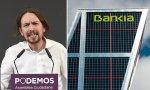 El líder de Podemos, Pablo Iglesias, presiona para que Bankia permanezca como banco público.