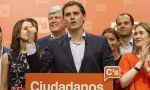 Cataluña consolida a Rivera como el líder de la derecha española