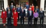 El Gobierno Sánchez, en su primer posado en Moncloa