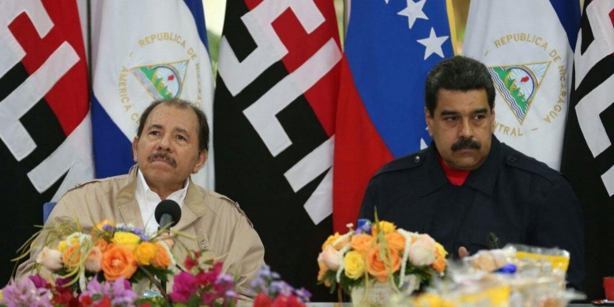 Maduro terminará como Ortega: a tiro limpio
