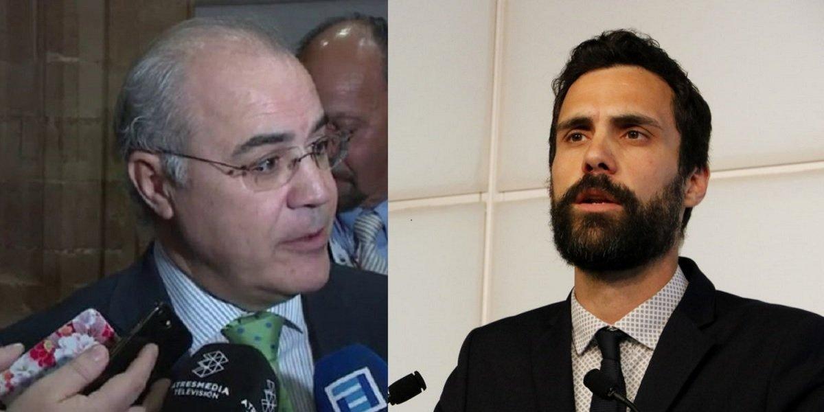 Enjuiciar al juez: Roger Torrent se querella contra Pablo Llanera