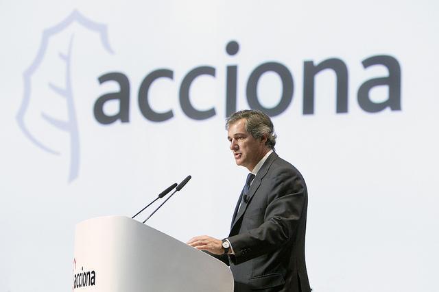 Acciona. La difícil vuelta a los orígenes: Entrecanales firma un crédito de 1.800 millones de euros
