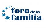 Logo del Foro de la Familia.