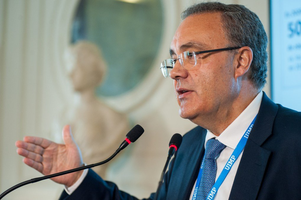 El Brexit no frena los planes de Tobías Martínez, CEO de Cellnex, en Reino Unido