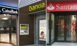 Caixabank Bankia y Santander abren por la tarde.