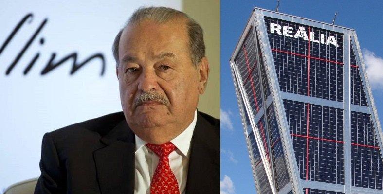 FCC no se ha pronunciado aún sobre la ampliación en Realia, a pesar de las prisas de Slim