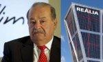 Carlos Slim pone dinero en Realia, donde concentra su interés, y endeuda FCC en la primera ocasión que le permite el mercado.