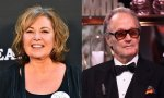 Roseanne Barr y Peter Fonda