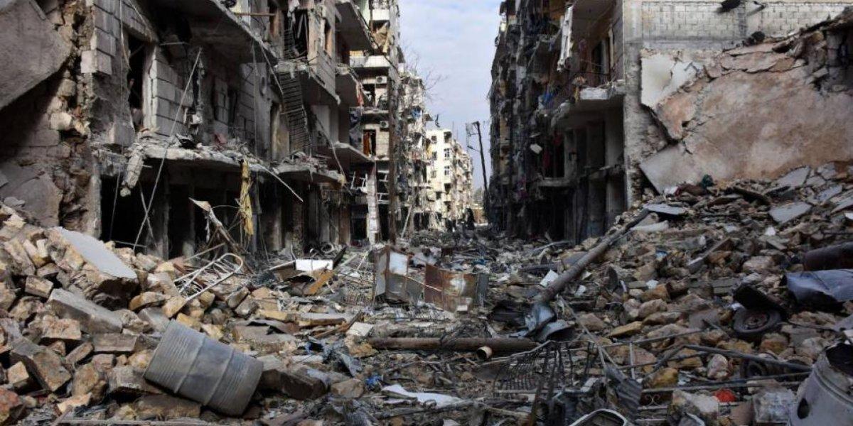 Siria, las cámaras se han marchado, la guerra ya no existe