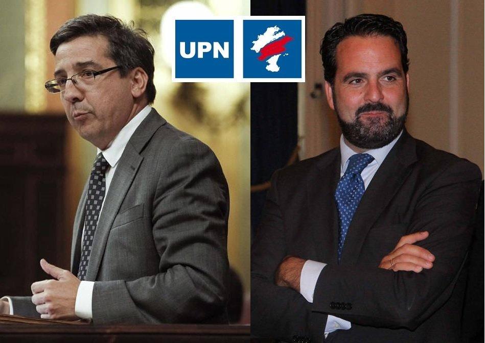 Carlos Salvador e Iñigo Alli, dos diputados que defienden la vida en el Congreso.