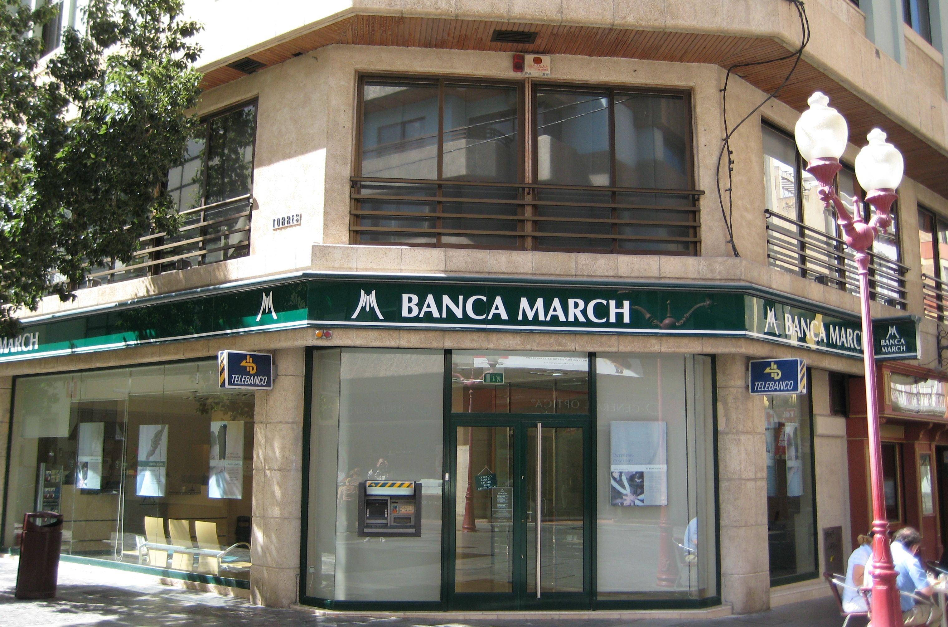 Banca March: la banca privada va bien pero la nueva banca, del nuevo presidente, mal