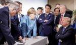 Donald Trump, el único líder del G 7 que defiende la vida del más débil