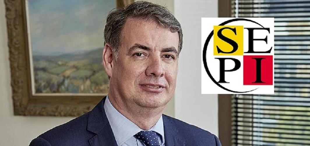 Vicente Fernández, el hombre de la Junta de Andalucía para la SEPI socialista, sustituyó a Pilar Platero (PP) en junio de 2018