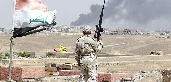 El Estado Islámico sigue cediendo terreno: el ejército iraquí recupera el control de prácticamente toda la ciudad de Tikrit
