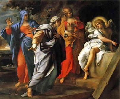 Domingo de Resurrección. La melancolía es de necios