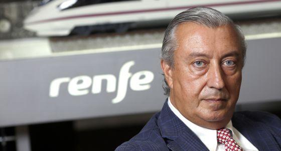 Renfe. El último ejercicio de Gómez Pomar: pérdidas de 208,9 millones