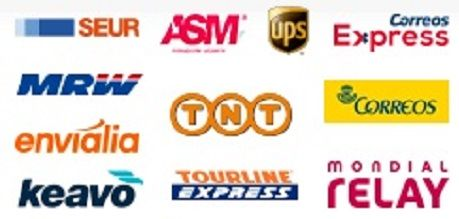 Negocio de la mensajería. Correos y MRW, las únicas compañías españolas que quedan