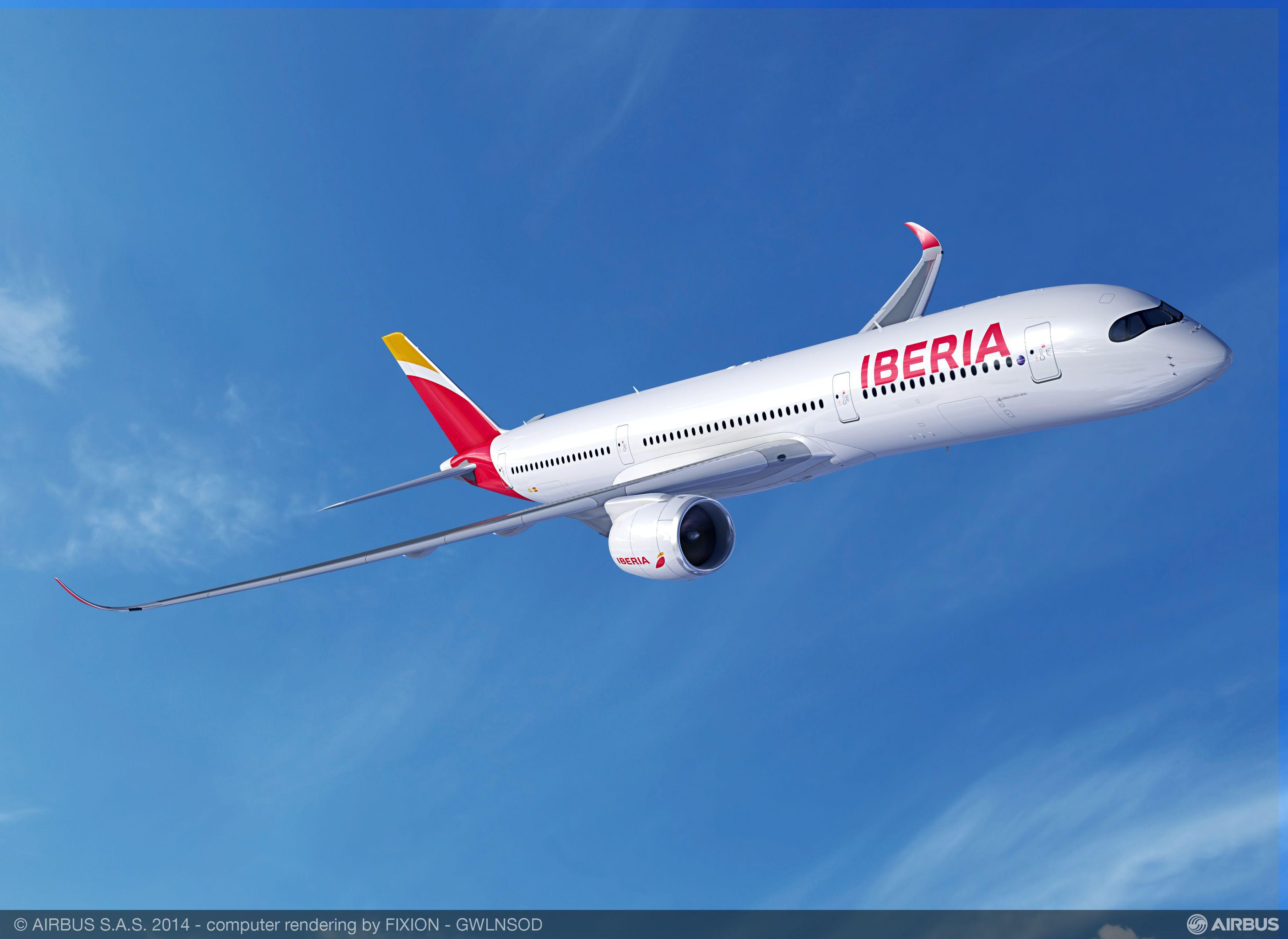 Iberia y Vueling crecen el triple que British Airways hasta marzo