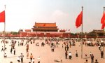 Plaza de Tiananmen, China.