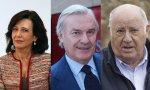 Ana Botín no ha querido seguir trabajando con Rodrigo Echenique, que seguirá teniendo silla en el Consejo de Inditex otros cuatro años.