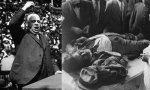Indalecio Prieto y el cadáver de José Calvo Sotelo.