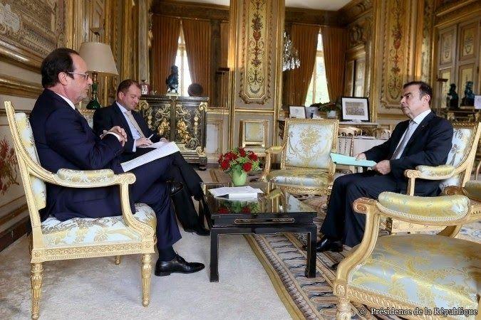 El Gobierno francés no quiere que Renault se le escape