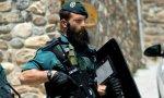 """La Guardia Civil detiene a Luciano Simón, hombre """"extremadamente peligroso"""", cuando regresaba a su domicilio esta madrugada."""