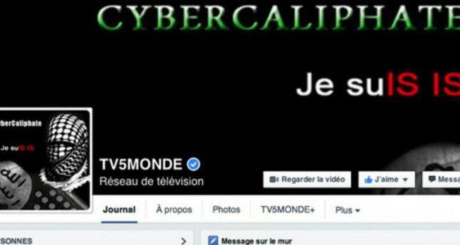 """El Estado Islámico piratea la televisión gala TV5Monde: """"Soldados de Francia tienen la oportunidad de salvar a sus familias"""""""