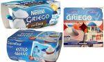 Empresas cobardes. Nestlé, Carrefour y Supersol retiran las 'cruces de Santorini' en sus productos