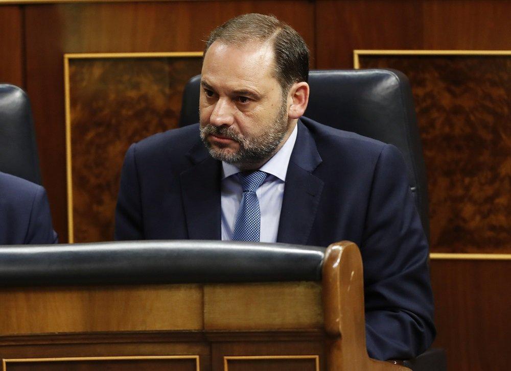 José Luis Ábalos ha anunciado una inversión de 650 millones de euros en Rodalies