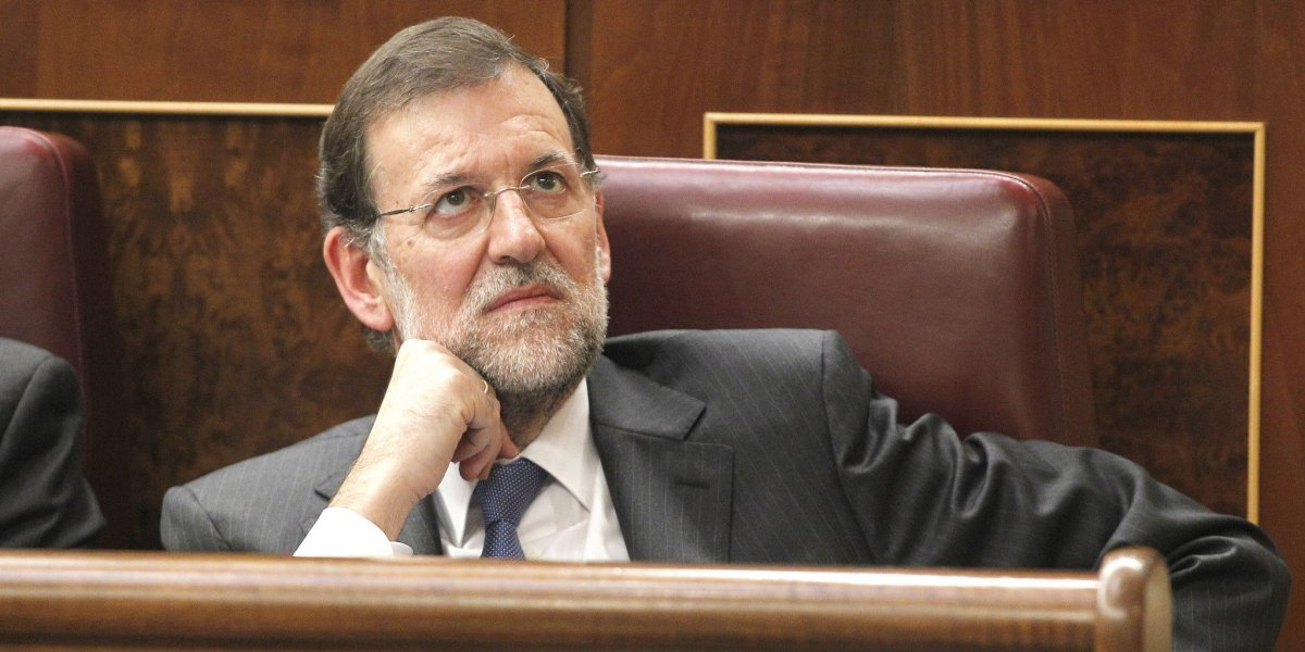 Se marcha Rajoy el tibio, el hombre que vació al PP de principios