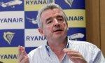Michael O'Leary, ceo de la 'low cost' irlandesa, no ayuda a destensar el conflicto con los TCP
