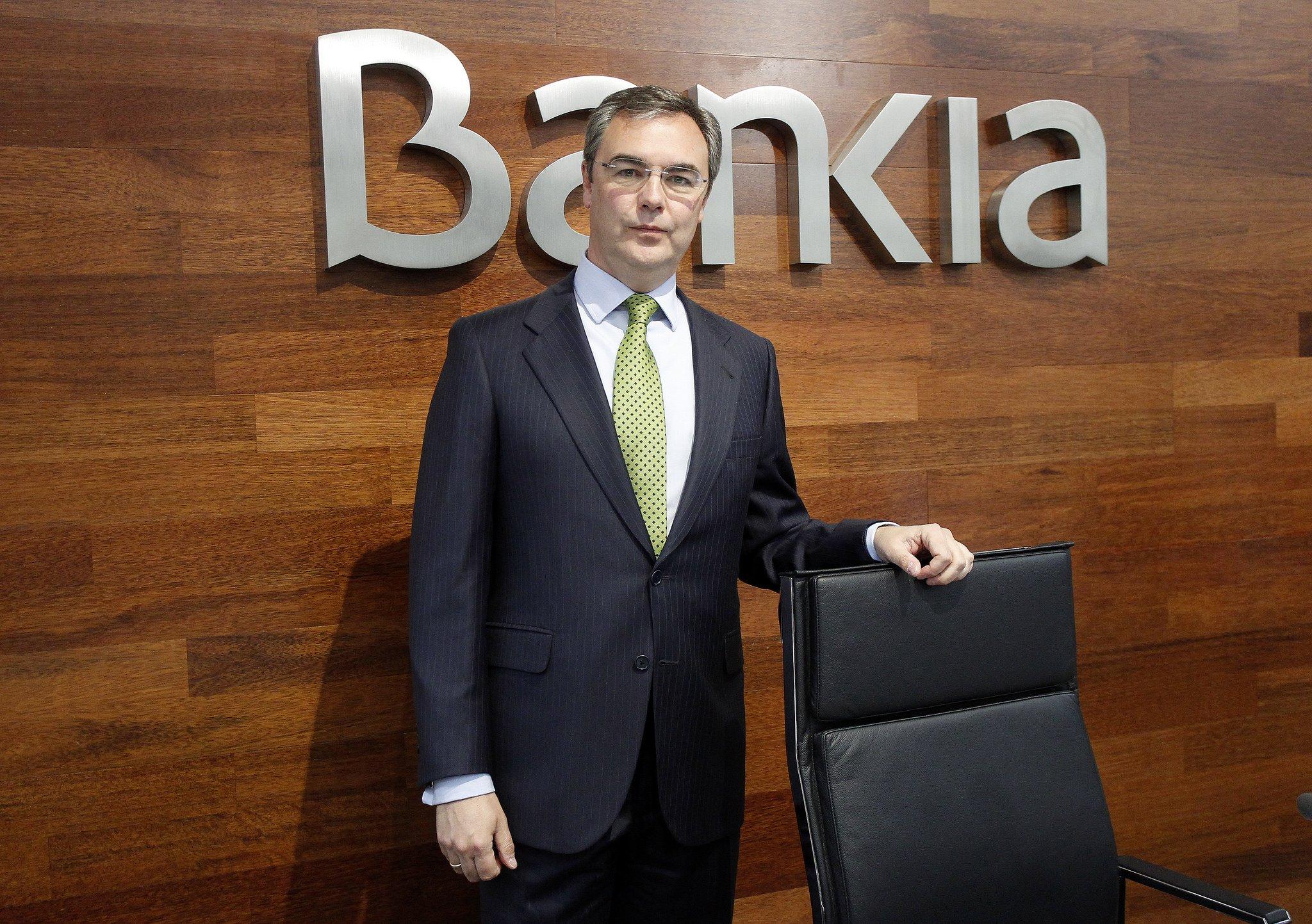 Pepe Sevilla, CEO de Bankia