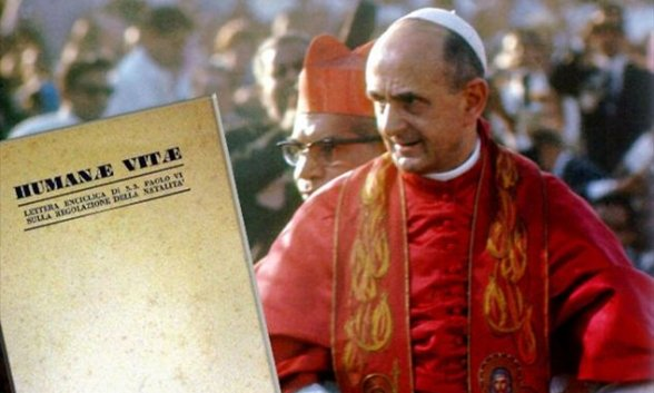 La Humanae Vitae no sólo dice que el matrimonio no debe usar anticonceptivos, sino que, además, debía estar abierto a la vida