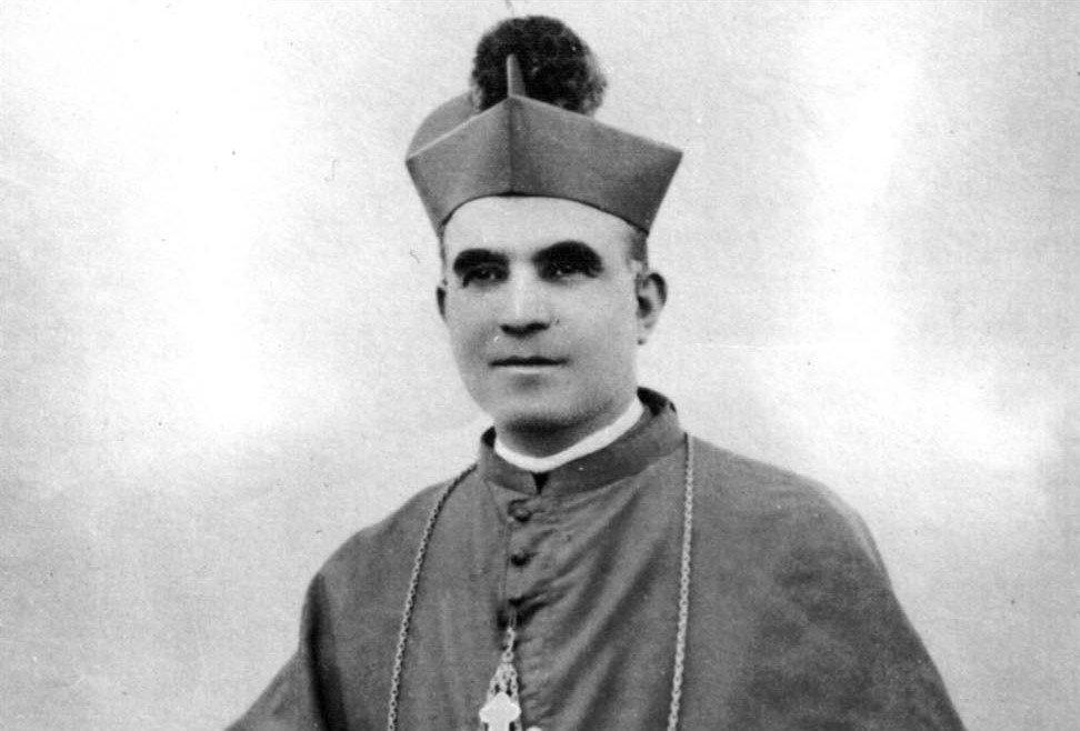 El obispo de Barbastro, Florentino Asensio, torturado y asesinado por los milicianos