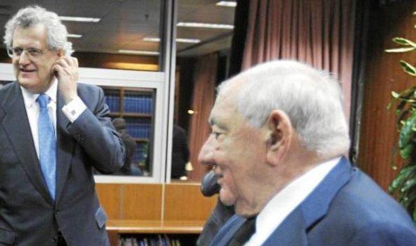 El Corte Inglés. Juan Hermoso cesa como ejecutivo y, con ello, Dimas Gimeno pierde su principal apoyo