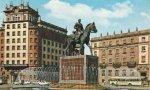 Postal de Ferrol, antes del Caudillo