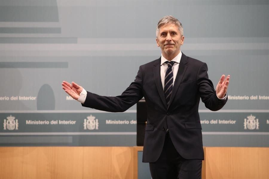 El ministro del Interior, Grande Marlaska, deberá explicar el cese de Sánchez Corbí al frente de la UCO