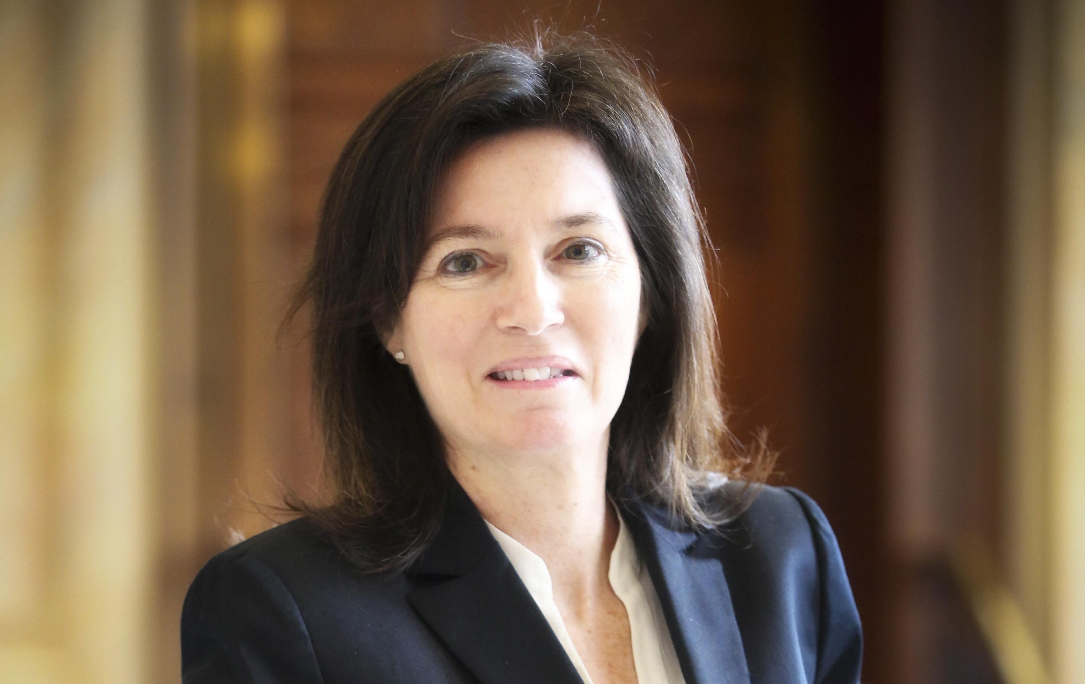 Cristina de Parias, la gran esperanza de FG para rehabilitar la agónica red comercial de BBVA en España