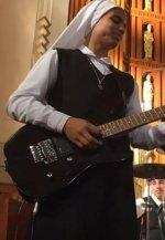 predicar con las guitarras